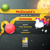 Best Use of Facebook in competitia In2 Sabre Awards EMEA pentru Tribal Romania si McDonald's