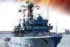 Spectacol naval la TVR 1, de Ziua Marinei Romane. Ceremonia orgnizata de Fortele Navale Romane la malul Marii Negre, pe 15 august.