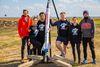 Sapte studenti romani lanseaza o racheta. Vodafone sustine prima echipa romaneasca la competitia European Rocketry Challenge din Portugalia