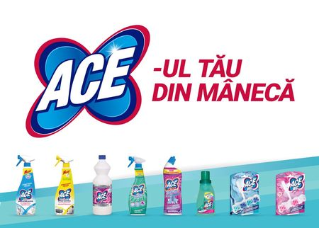 ACE Romania, parte din grupul FATER, extinde portofoliul de produse.