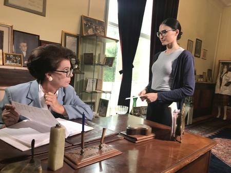Premiera TVR 1: Romani care au schimbat lumea, in serial. Ana Aslan, reconstituire.