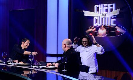 Rating si cota de piata Chefi la cutite, Antena 1, care au taiat urmatorul clasat