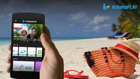 1,2 mln. utilizatori AntenaPlay, in crestere cu 20% de la inceputul anului. Aplicatie noua pentru Android.