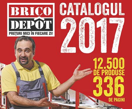 Campanie Brico Depot pe Catalog. 2016: Havas Worldwide ADDV - creatie, Zenith - media, Pure Media - comunicare. 2017: 23, MEC si Pure Media.
