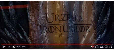 Battle of Thrones. Original branded content de MediaCom Romania pentru HBO Romania