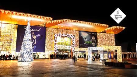 Baneasa Shopping City doneaza 45.000 de euro pentru copiii din programul Vreau in clasa a-IX-a!