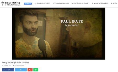 Bravos Natiune tinteste 1 Milion de utilizatori! Platforma de umor cu continut preponderent video, reportaje si interviuri s-a lansat de curand.