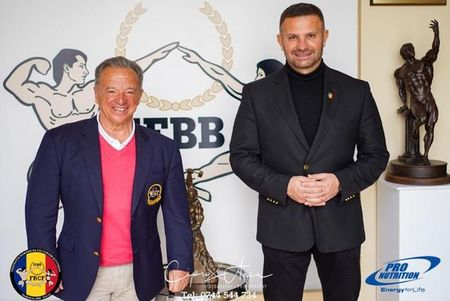 Premiera mondiala sportiva in Romania. Campionatul Mondial de Culturism si Fitness 2022, pentru toate categoriile de varsta, la Cluj