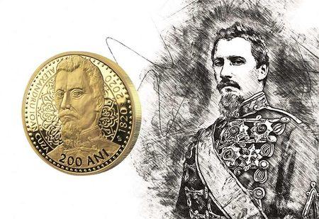 Casa de Monede lanseaza medalia comemorativa Alexandru Ioan Cuza in parteneriat cu Proud To Be Romanian