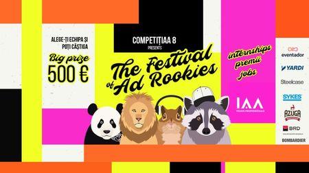 Pitch real pentru branduri renumite din Romania. Start in CompetitIAA 8
