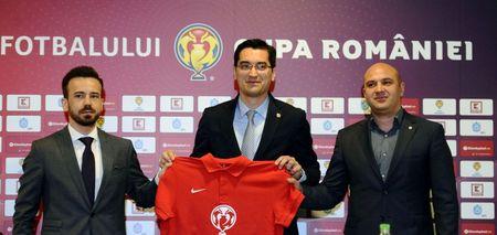 Brand nou si parteneri noi pentru Cupa Romaniei: UPC si Kaufland.