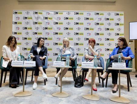 Cea mai buna handbalista a lumii, Cristina Neagu incurajeaza copiii sa isi accepte diferentele in noua campanie Cartoon Network anti-bullying