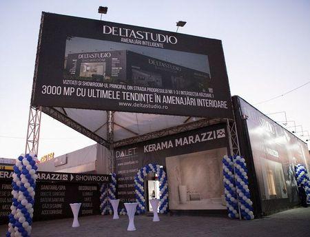 Rusii de la Kerama Marazzi au intrat in Romania cu primul showroom monobrand