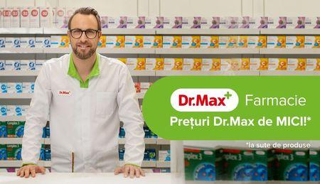 400 de farmacii. Campania de lansare Dr.Max pe piata locala este semnata de Ogilvy Romania