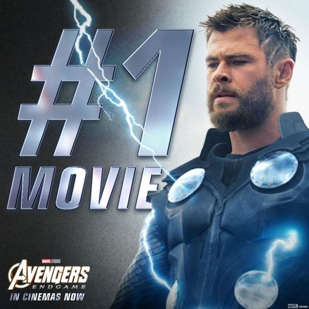Record de box office in Romania: 7,8 mln. Lei in 7 zile. Avengers: Endgame / Razbunatorii, pe primul loc in topul celor mai bune lansari de film locale