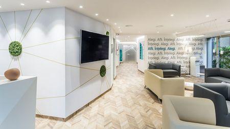 Best in the World Public Service Interior Design Award la International Property Awards (IPA), Londra, pentru Grupul STIRIXIS