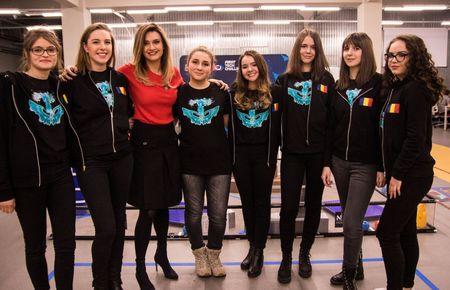 BRD FIRST Tech Challenge Romania se incheie la Bucuresti, cu cel mai mare numar de participanti in competitia lansata de Natie prin Educatie
