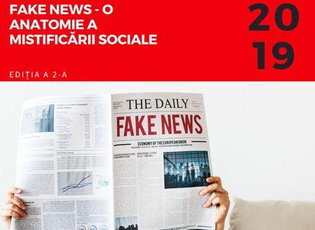 """Nume grele din industria mondiala a comunicarii, in Romania, pe 27 mai, la conferinta ,,Fake news - o anatomie a mistificarii sociale"""", organizata de ARRP"""