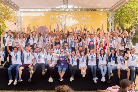 Fundatia Globalworth a organizat un eveniment caritabil pentru 400 de copii din programele sociale