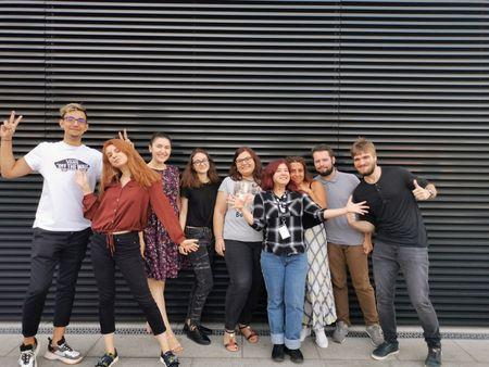 Sute de tineri intr-un altfel de program back to school MediaStar Internship dezvoltat de GroupM