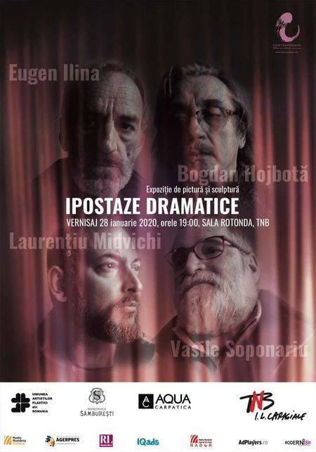 Ipostaze dramatice la Teatrul National I.L. Caragiale Bucuresti