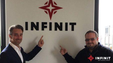 Business de aproape 2 mln. EUR in marketingul si comunicarea din Romania se extinte in Europa. Grupul Infinit Agency deschide in Olanda.