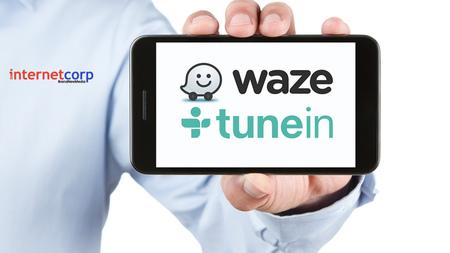 InternetCorp a semnat cu Mapp Media pentru Waze si Tunein. Reprezinta exclusiv publicitatea premium pe aplicatiile mobile.