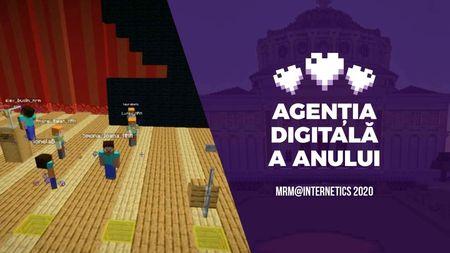 MRM Romania desemnata Agentia Anului la Internetics 2020 pentru a 5-a oara. KFC, Clientul Anului pentru a 4-a oara