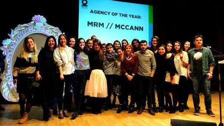 Agentia Anului, 3 Gold Internetics si 3 Silver Internetics pentru MRM // McCann Romania