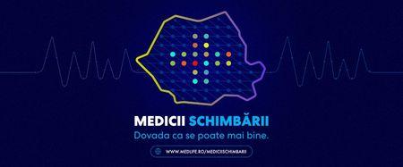 MedLife lanseaza campania Medicii Schimbarii, de crestere a increderii in sistemul medical romanesc