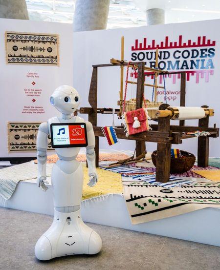 Sound Codes of Romania, pe Spotify. De Ogilvy Romania impreuna cu Globalworth