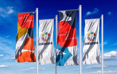 Oradea isi lanseaza brandul de oras. Proiect al Asociatiei pentru Promovarea Turismului Oradea, conceptualizat impreuna cu Brandient