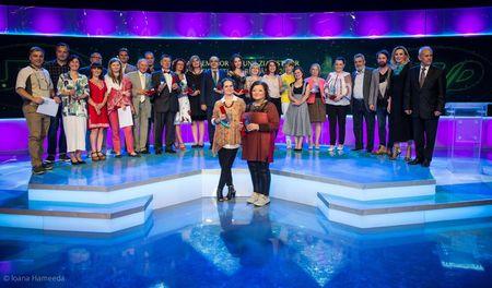 Patru productii TVR, una Antena 3 si una Pro TV premiate la Gala Uniunii Ziaristilor Profesionisti