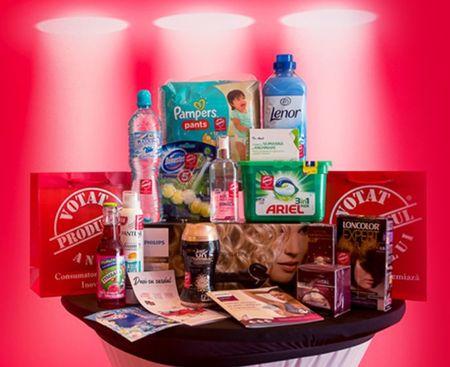 Consumatorii vor premia produsele inovative 2018. PRODUSUL ANULUI demareaza in aprilie