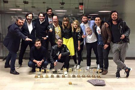 "Publicis Romania, �Agentia Anului"" la Golden Drum"