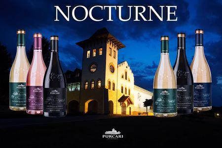 Recoltata la racoarea noptii. Vinaria Purcari a lansat gama exclusivista Nocturne, doar pentru HORECA.