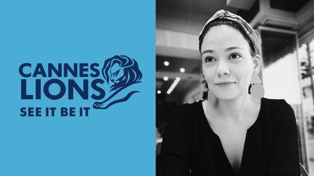 Roxana Nita ( Cheil Romania ) este singurul creativ din Europa de Est selectat in programul Cannes Lions See It Be It, 2020 - 2021