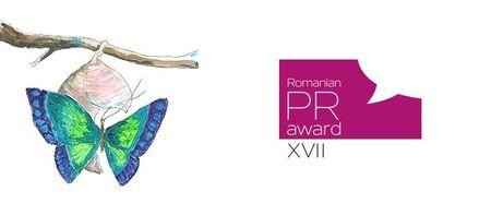 Start in competitia Romanian PR Award 2019. Geneza, noul trofeu.