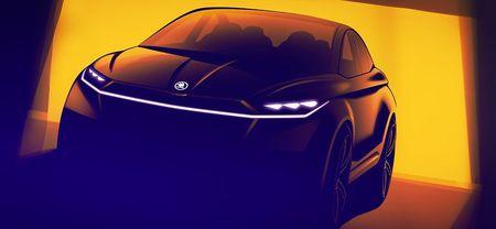 SKODA VISION iV: Marca dezvaluie indicii despre modul in care va ataca piata automobilelor electrice