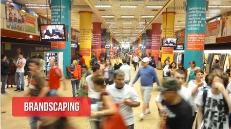Surse adplayers: Liber la proiecte de publicitate la Metrou. Vlad Ruta vinde reclama in statii.