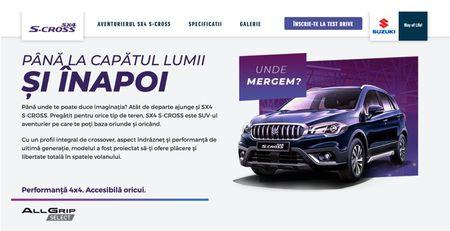 Infinit Solutions Agency a castigat recent licitatia pentru comunicarea full service Suzuki Romania