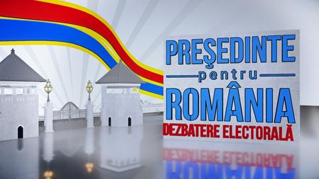 Presedinte pentru Romania. Campania electorala pentru alegerile prezidentiale, la TVR.