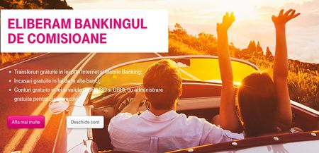 Doi ani de activitate Telekom Banking in Romania