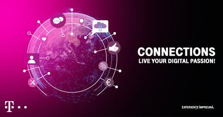 Britanicul Ed Gillespie, specialist in sustenabilitate, invitat la Connections powered by Telekom pe 12 noiembrie
