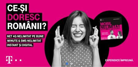 Venituri Telekom Romania in crestere cu 7,4% % fata de perioada similara a anului trecut. EBITDA in crestere cu 21,1 %