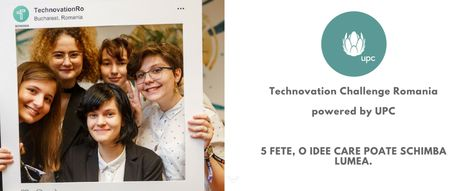 Cinci eleve la Technovation World Pitch, in Silicon Valley, cu sustinerea UPC Romania