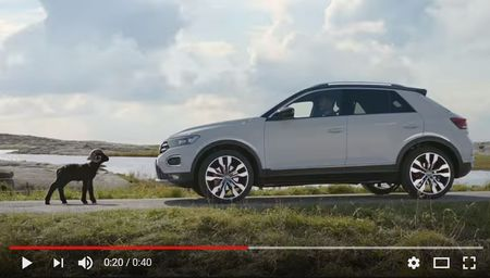 Noua campanie Volkswagen T-Roc. Spotul TV intra pe ecrane in mai multe tari din Europa