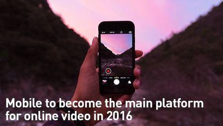 Consumul de video online va creste cu 19,8% pe an, la 30.1 mld USD in 2018.