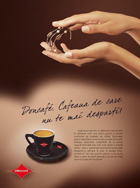 Coffee Bracelet Cafea Doncafe Koala Creative Network