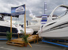 Stand Willon Harbour la Romanian Boat Show
